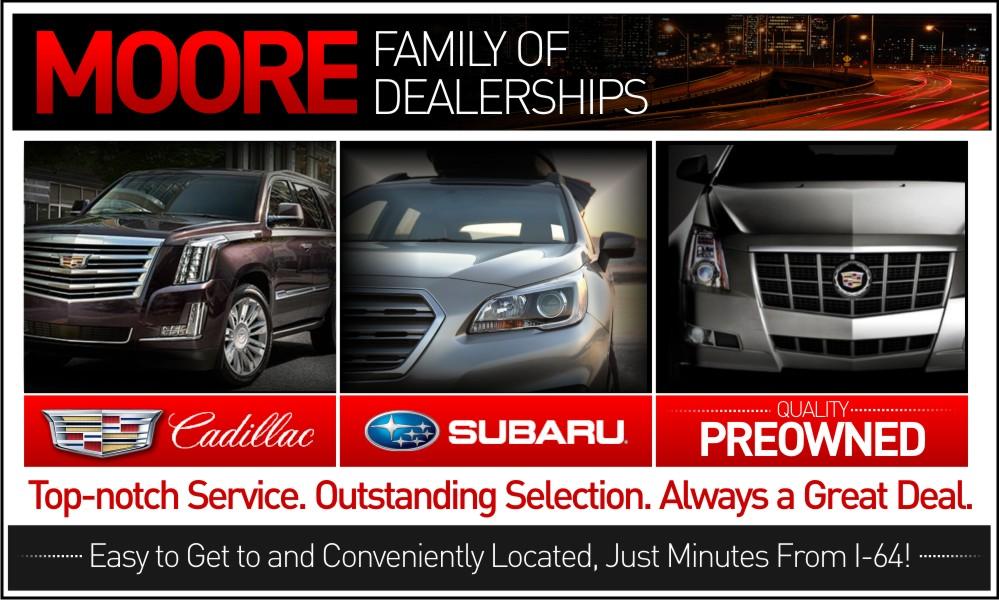 Moore Cadillac Of Richmond | Autos Post